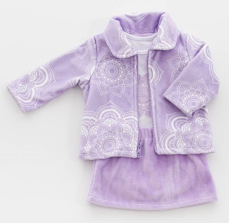 and! Sales Baby Laundry UltraViolet