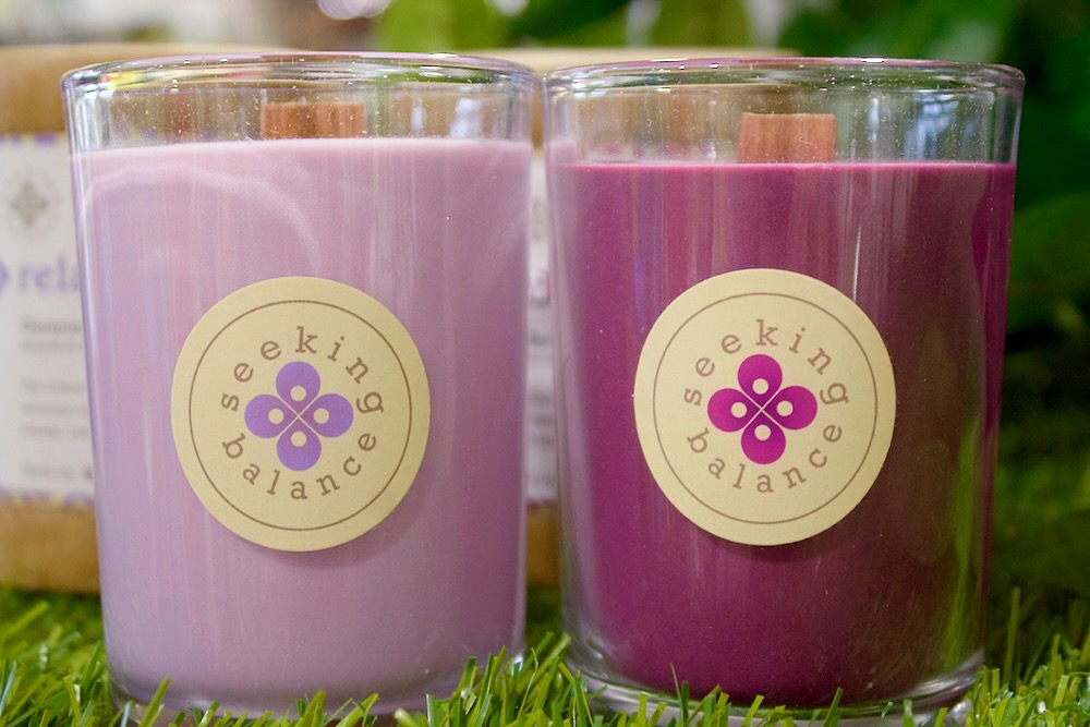 and! Sales Root Candle UltraViolet