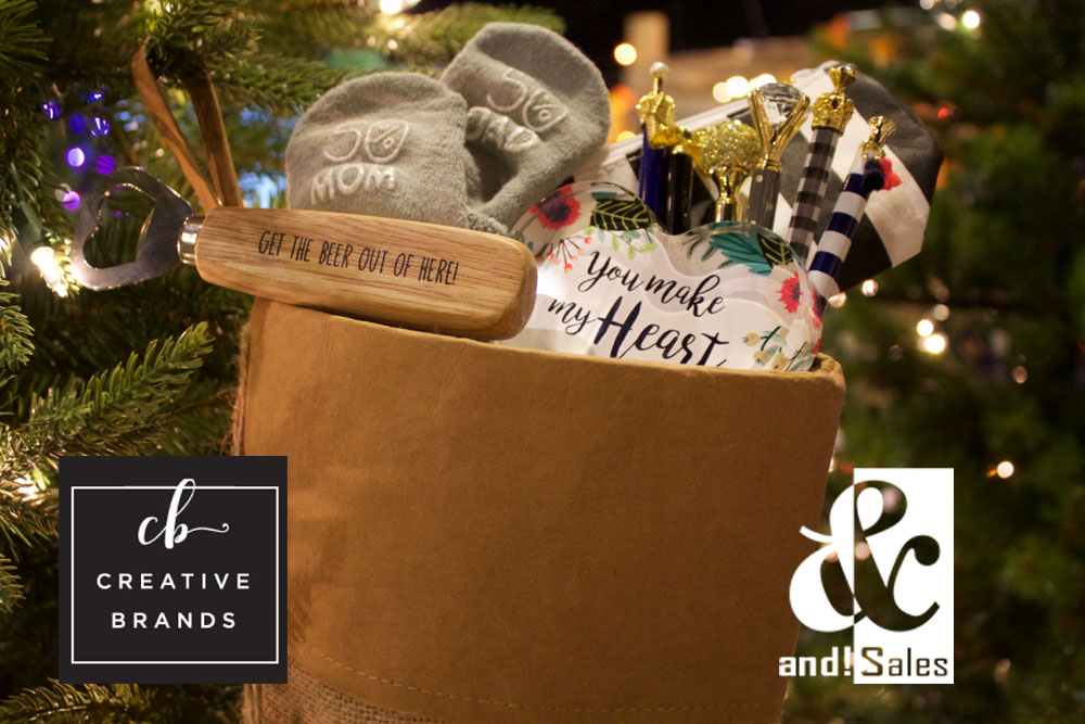 and! Sales Creative Brands Stocking Stuffers