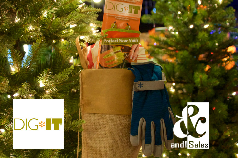 and! Sales Dig It Stocking Stuffers