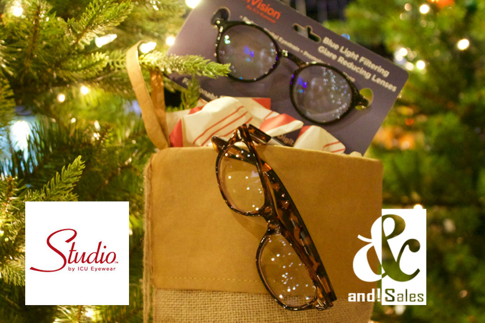 and! Sales ICU Eyewear Stocking Stuffers