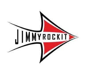and! Sales Jimmy Rocket Logo