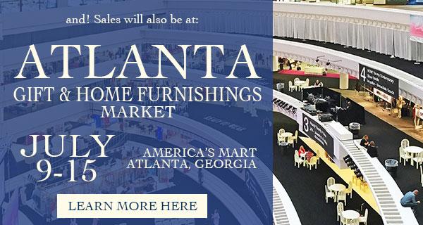 Atlanta Gift and Home Furnishings Market July 2019