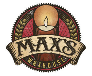 and Sales! Max's Waxhouse logo