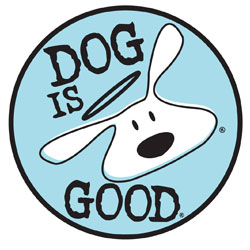 and! Sales Dog is Good Logo