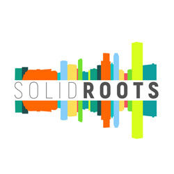 and! Sales Solidroots logo