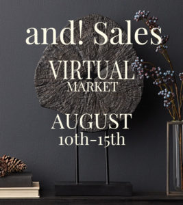 and! Sales Virtual Market Summer 2020