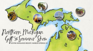 and! Sales Northern Michigan Gift Show