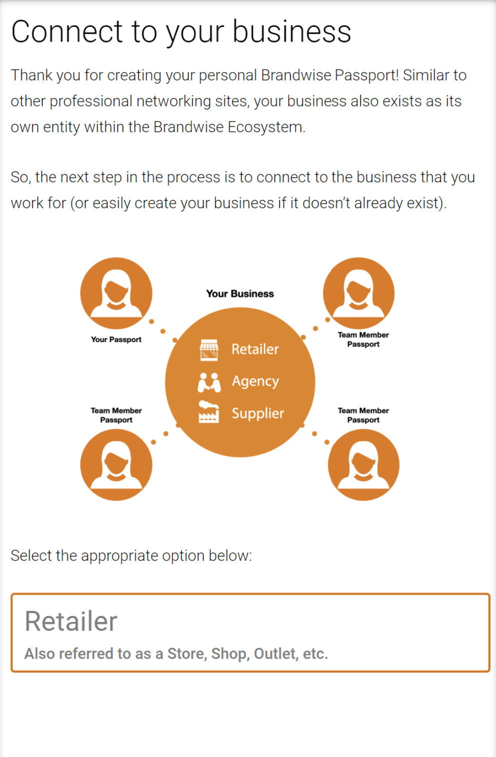 and! Sales Brandwise Passport Step by Step 5